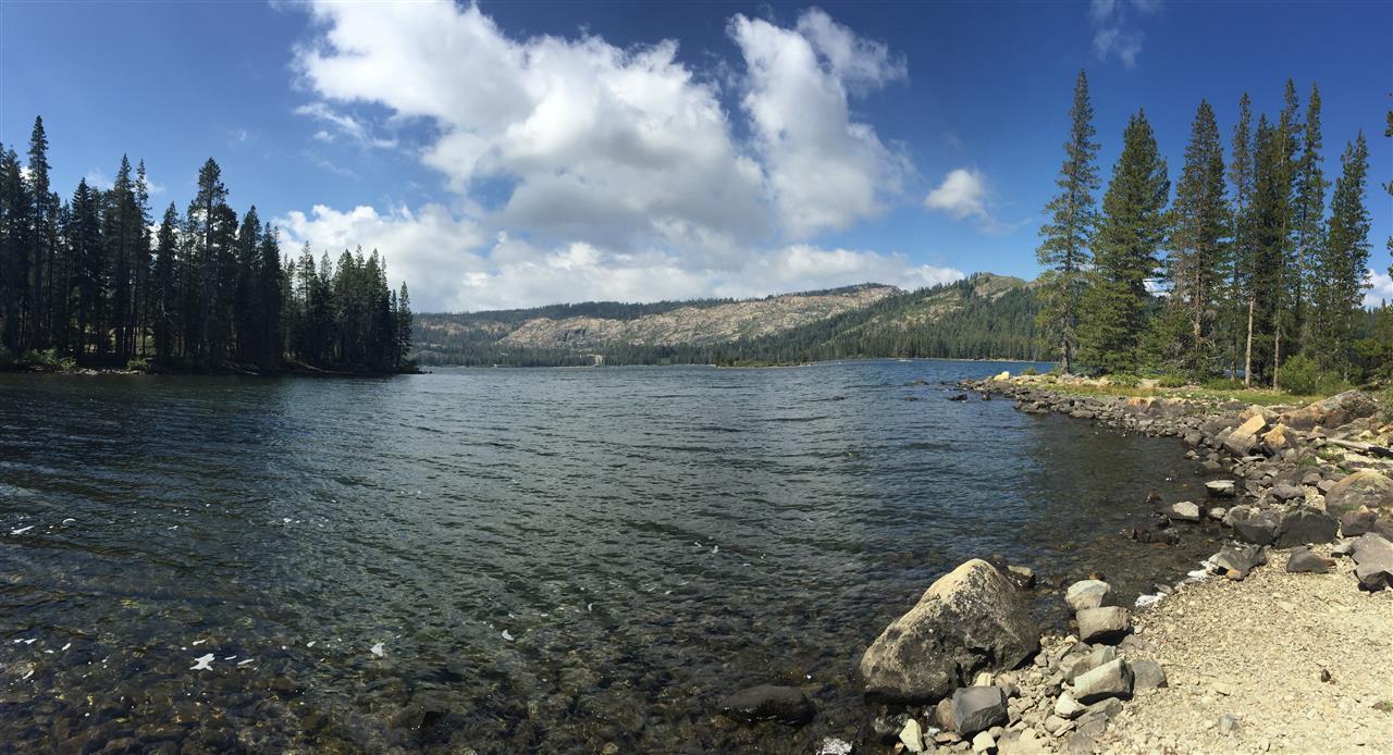 Gold Lake, Lakes Basin, north of Truckee, CA