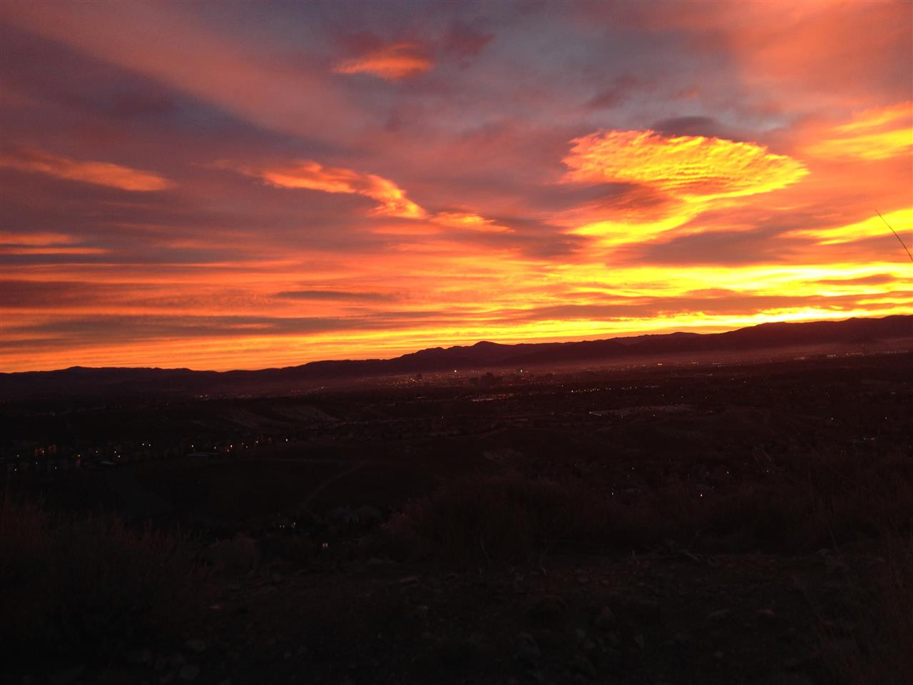 Reno, NV, northwest Reno