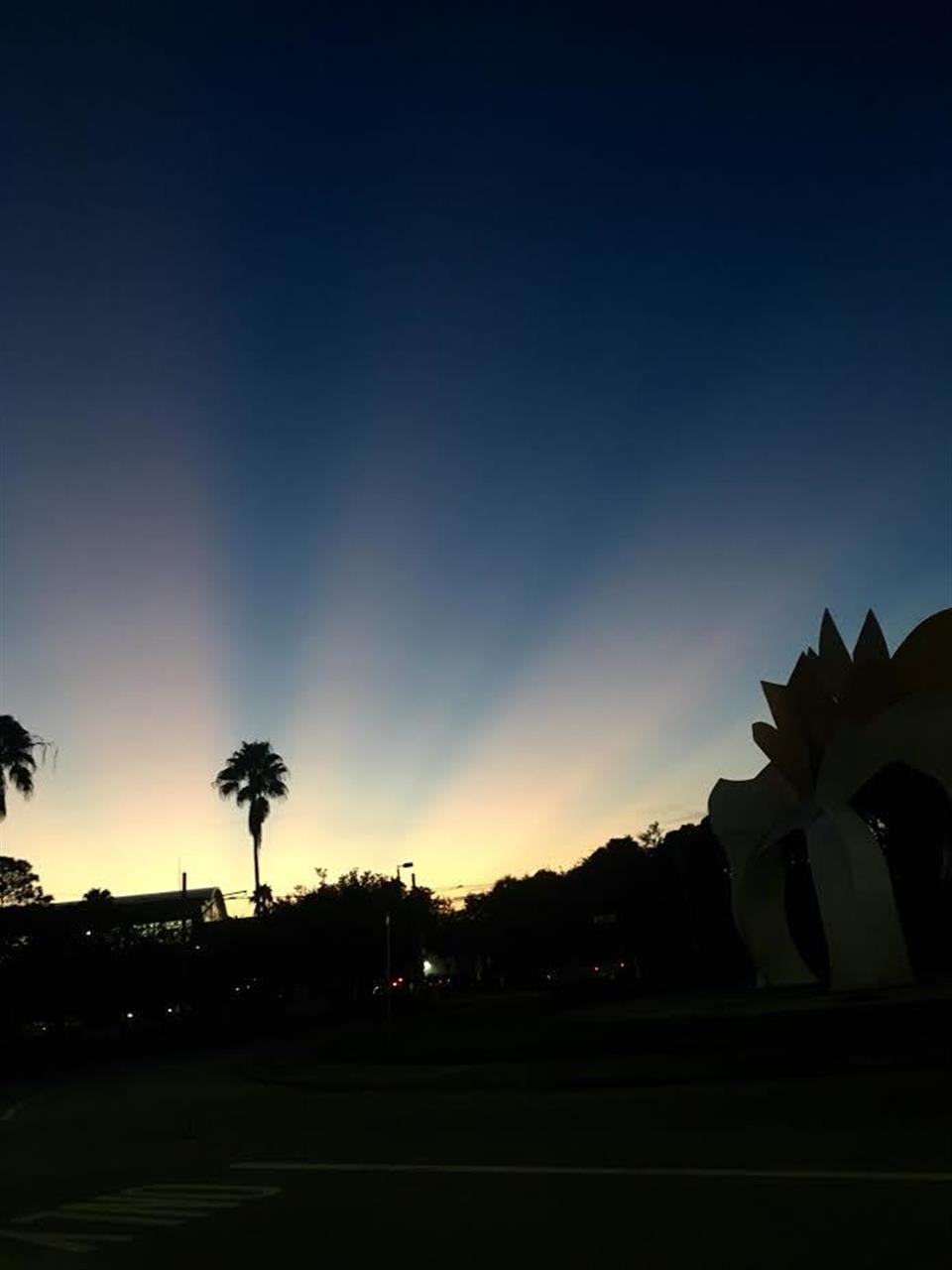 Channelside #floridaaquarium #tampabay #tampa #sunrise