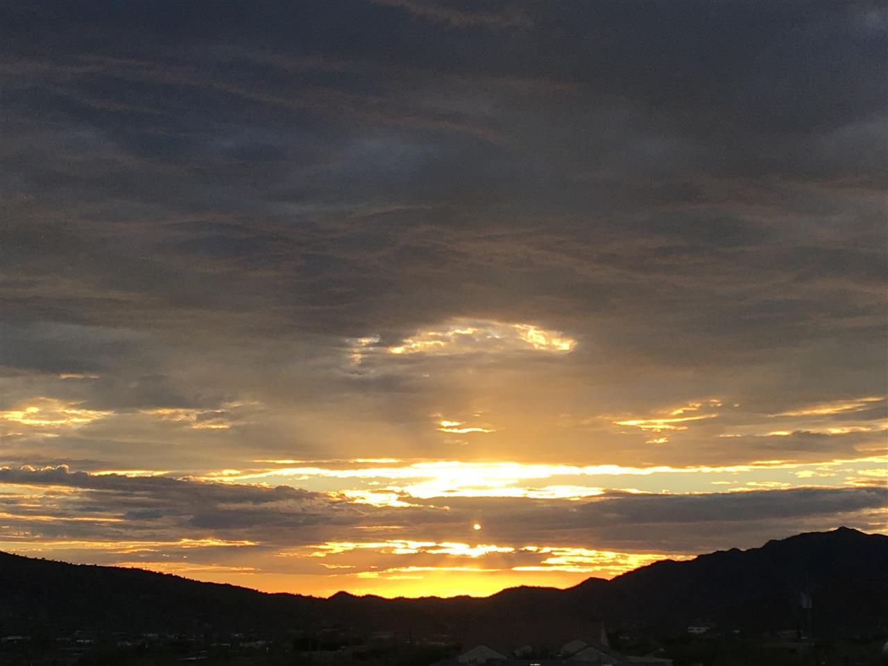 New River, AZ Sunset