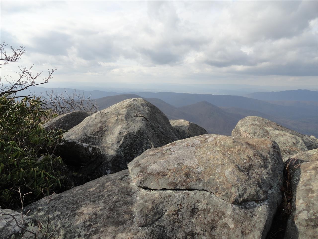 FlatTop Mountain near Bedford, VA