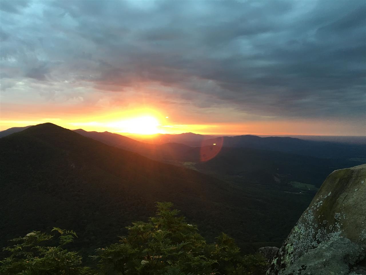 SharpTop Sunrise, Bedford, VA
