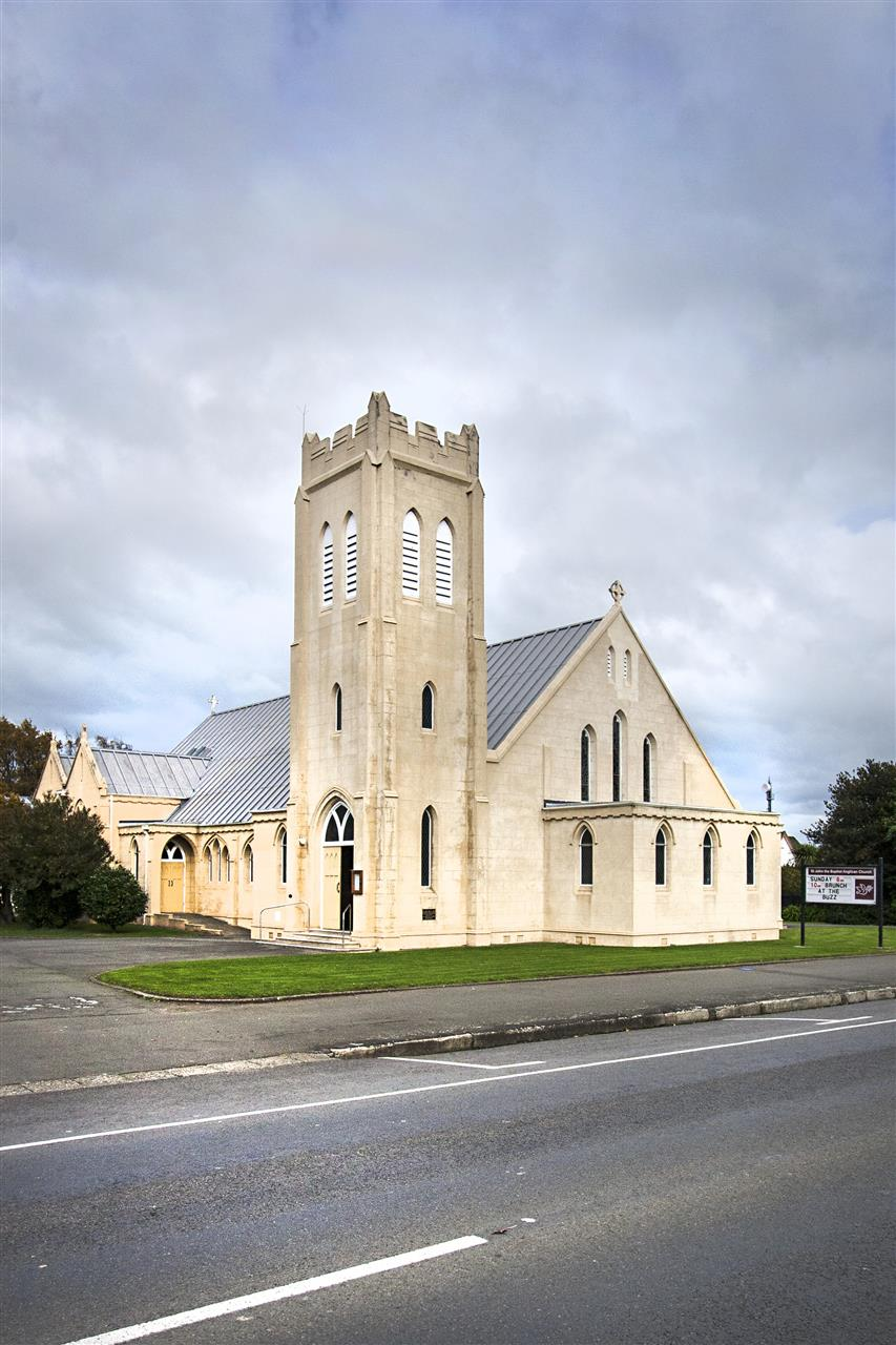 Dannevirke, North Island, New Zealand