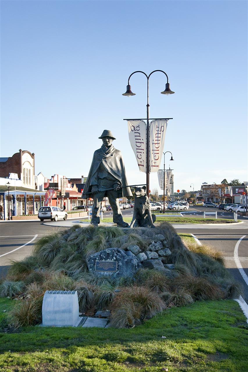 Feilding, North Island, New Zealand