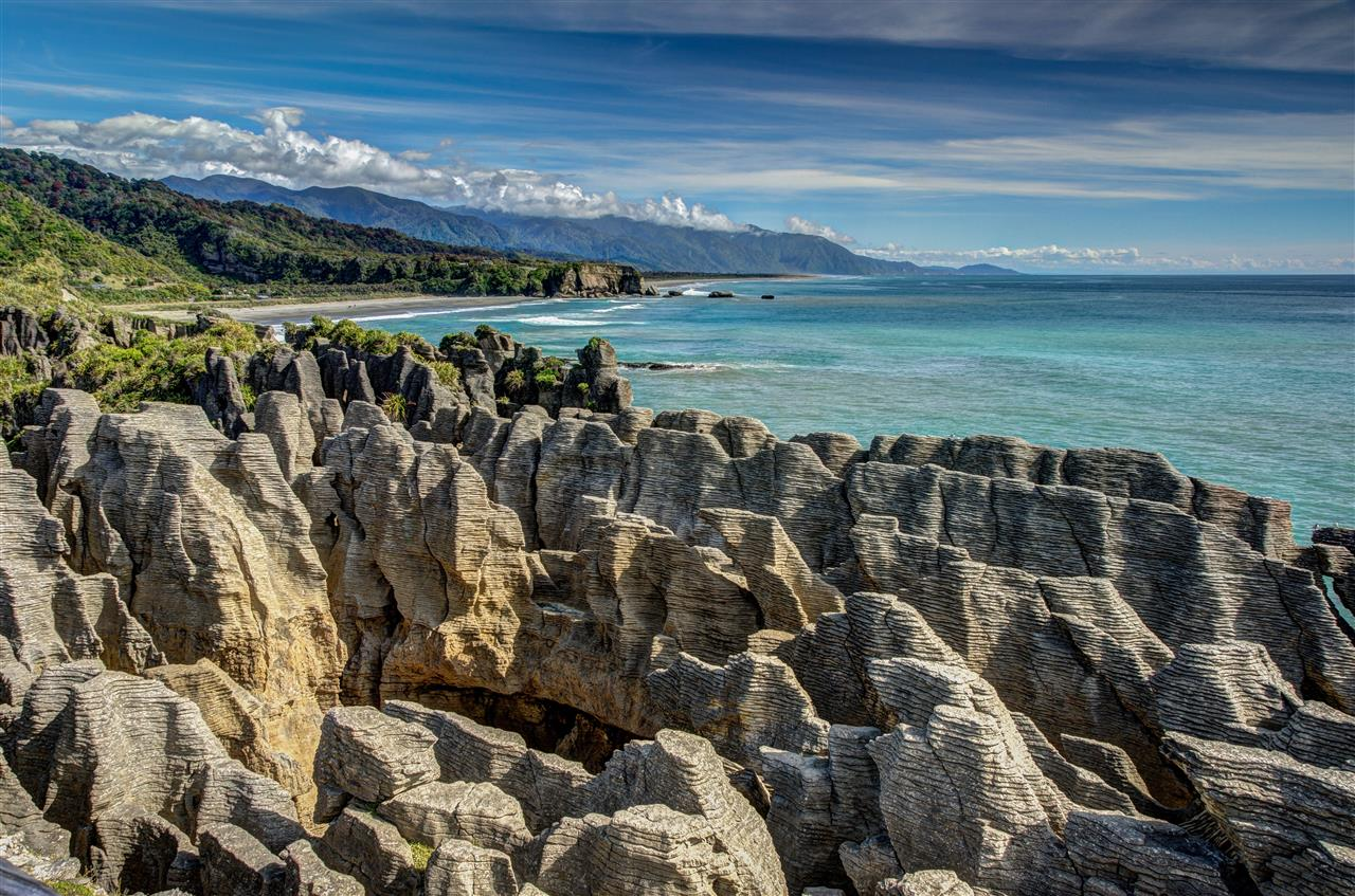 Westport, South Island, New Zealand