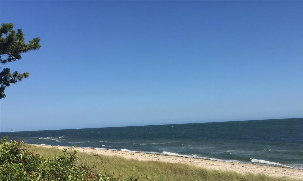 Osterville, Sea View Ave beach