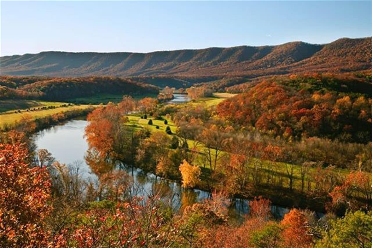 #leadingrelocal Andy Guest State Park view of the Shenandoah River - Bentonville, Va.