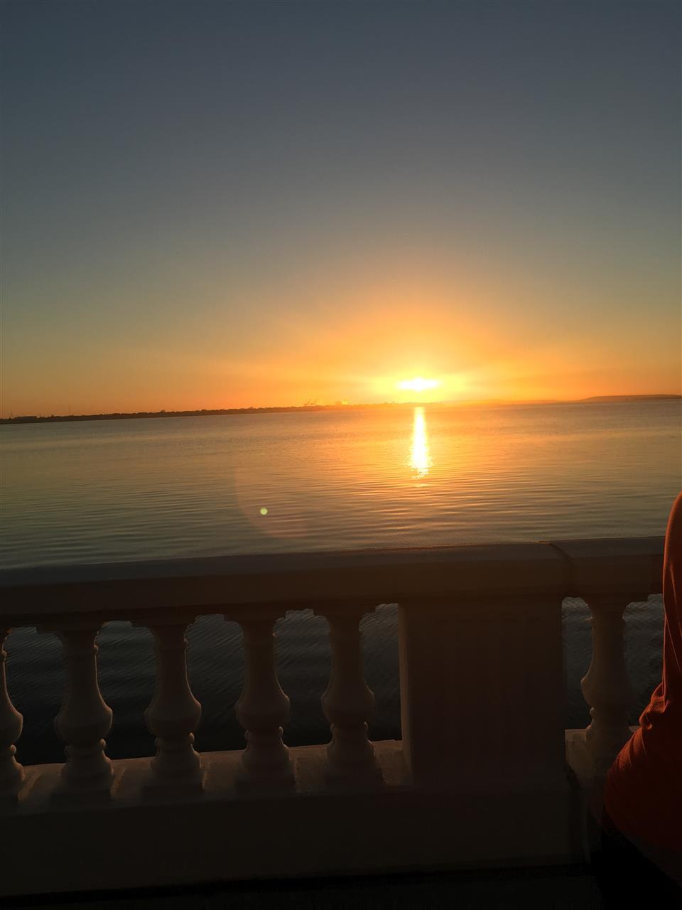 Sunrise over Tampa Bay #Tampabay #smithandassociates #leadingrelocal