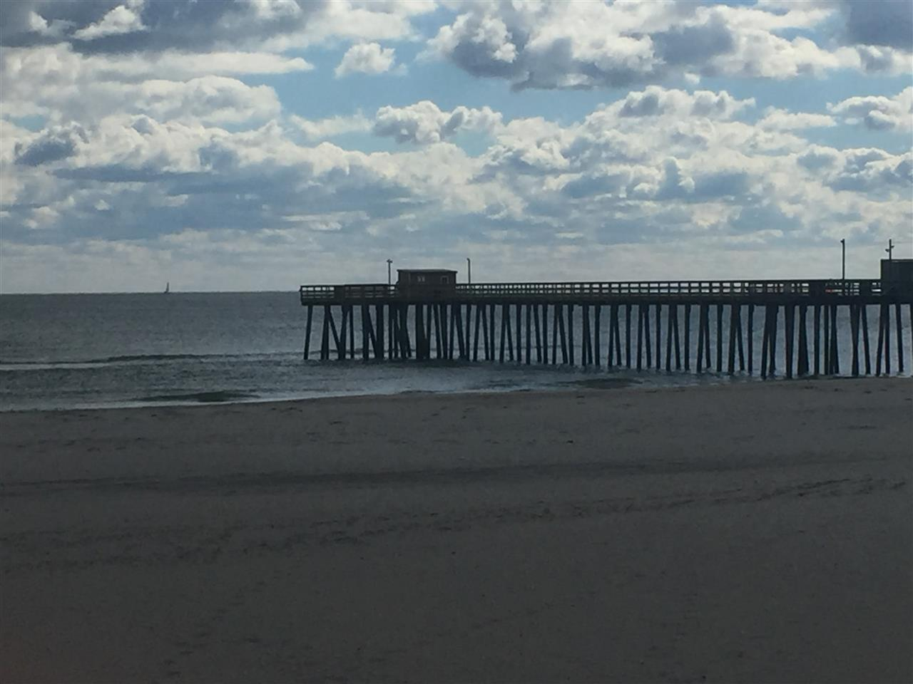 Avalon, NJ just expanded the Fishing Pier out 50 feet!  It was a sight to behold that changed the landscape forever.  Fishers have more inventory, and the surfers are learning to steer clear on an excellent surfing beach at 30th Street.