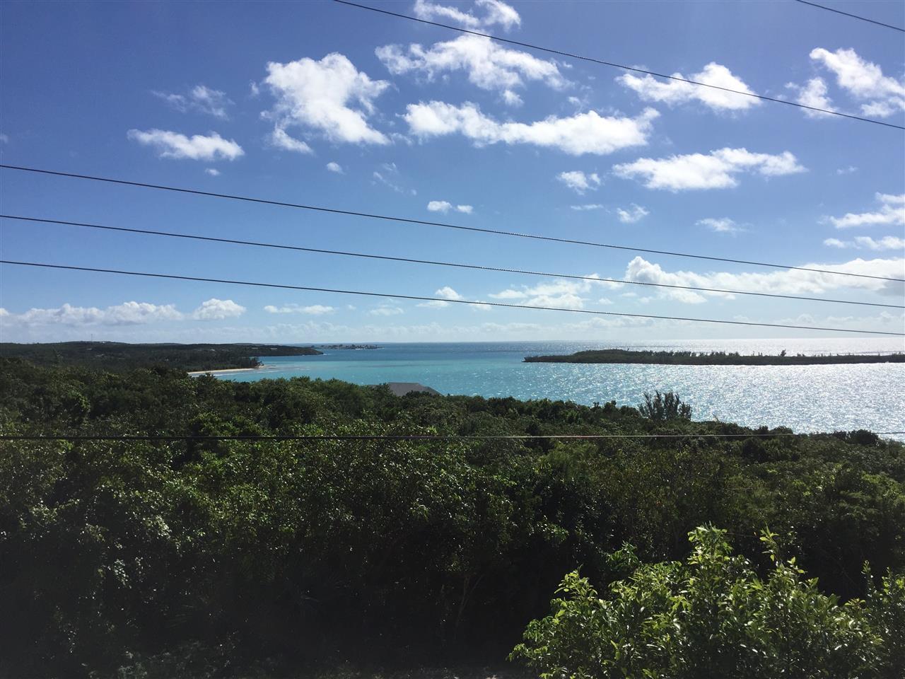 Island hilltop, Nassau, Bahamas