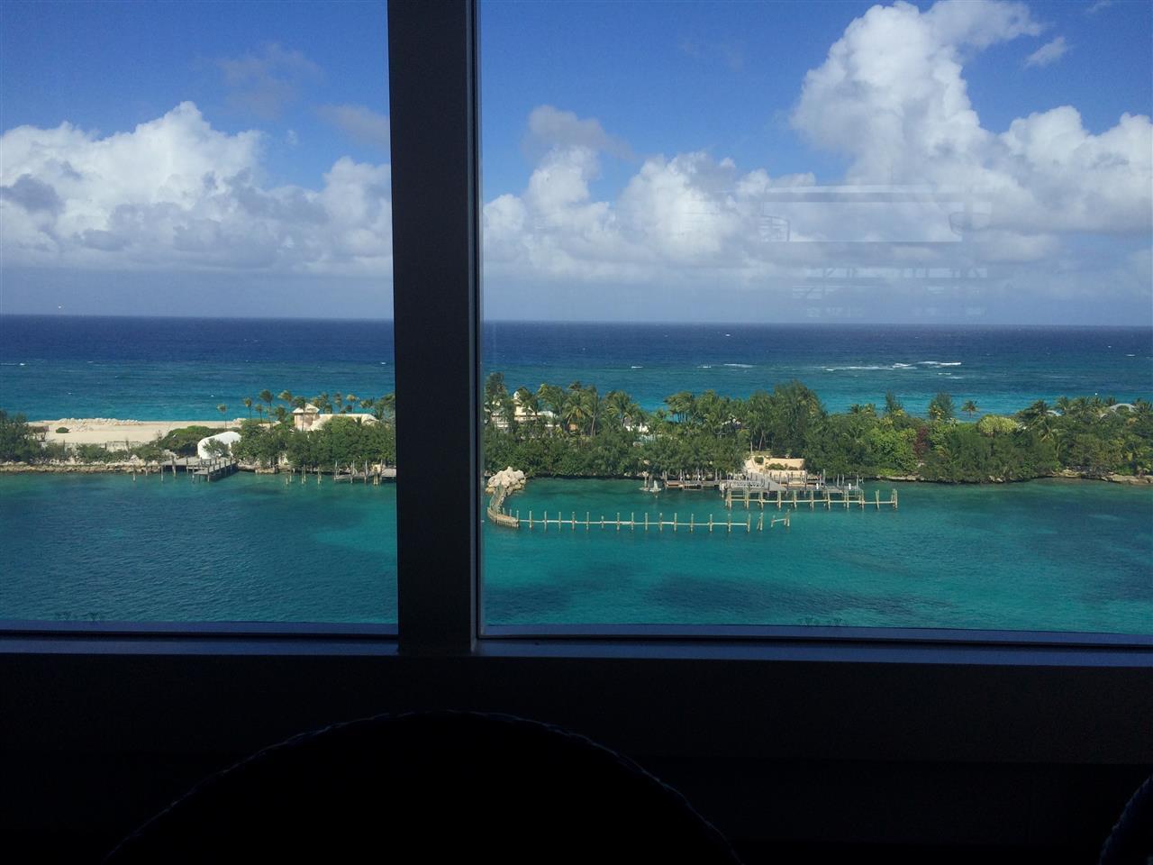 Look through my window, Nassau, Bahamas