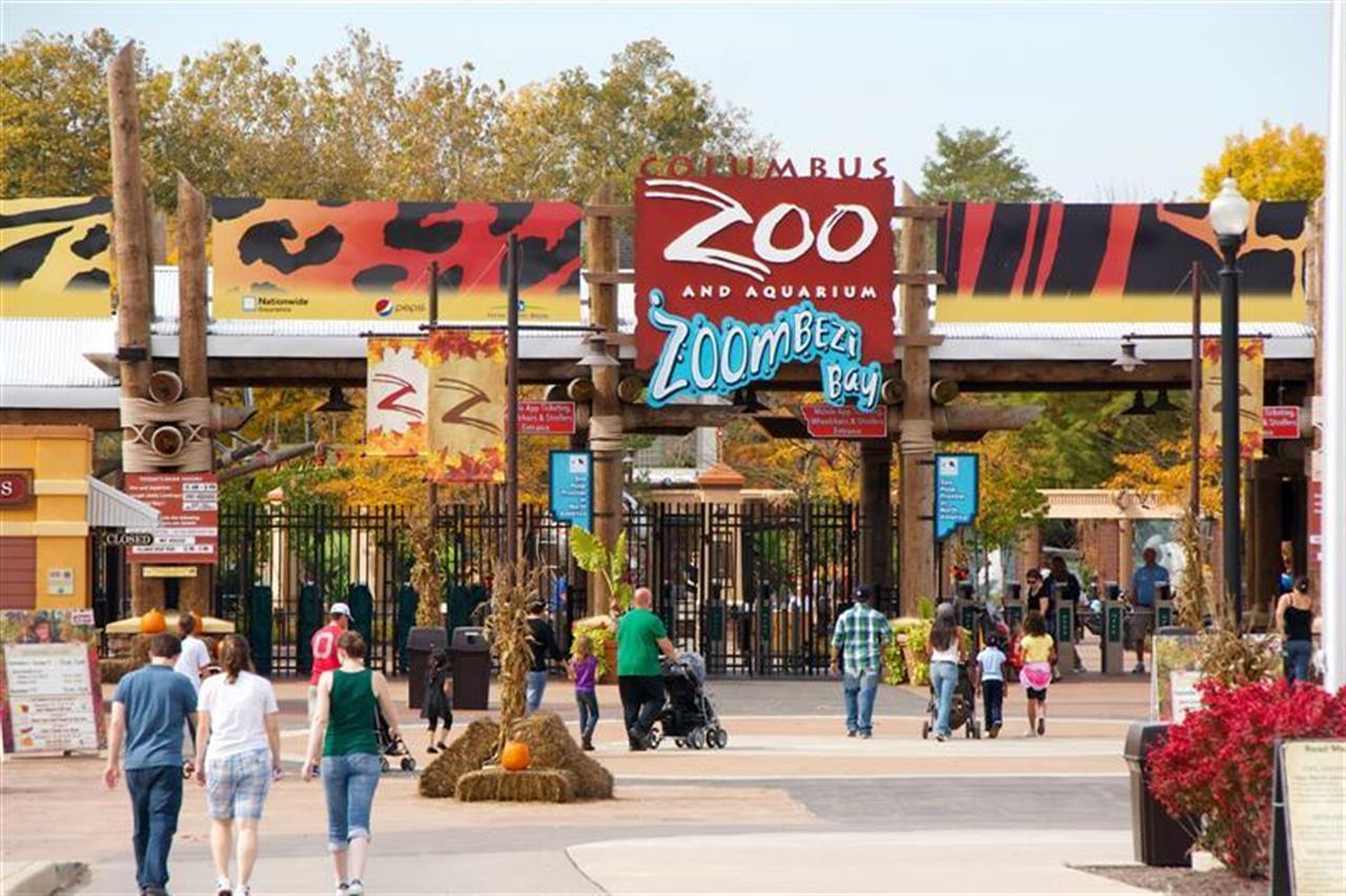Columbus Zoo - Dublin, Ohio