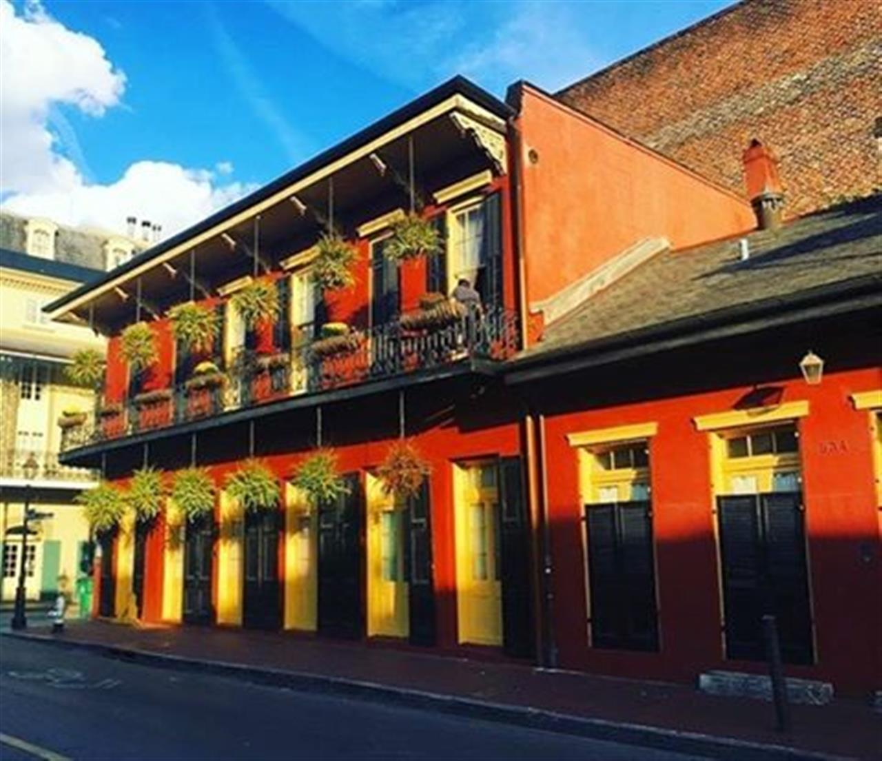 New Orleans is looking good in this lingering summer weather! ?: @cbrookeb