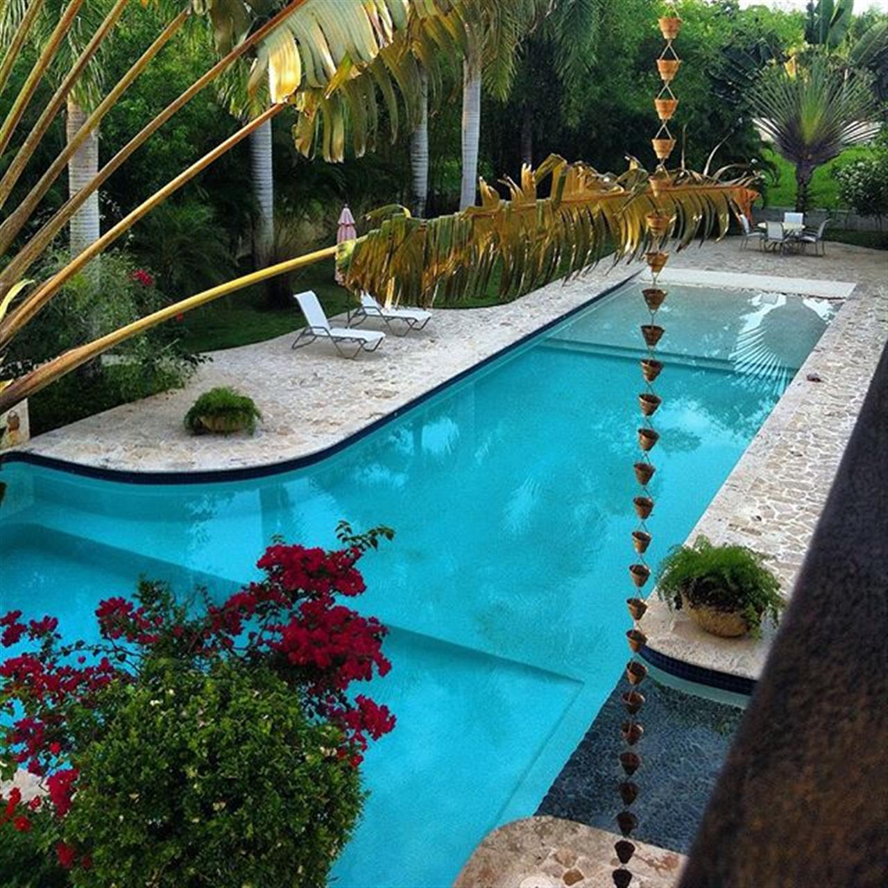 #Luxuryvilla in residential community near #Cabarete only steps away from the #beach. www.selectcaribbean.com