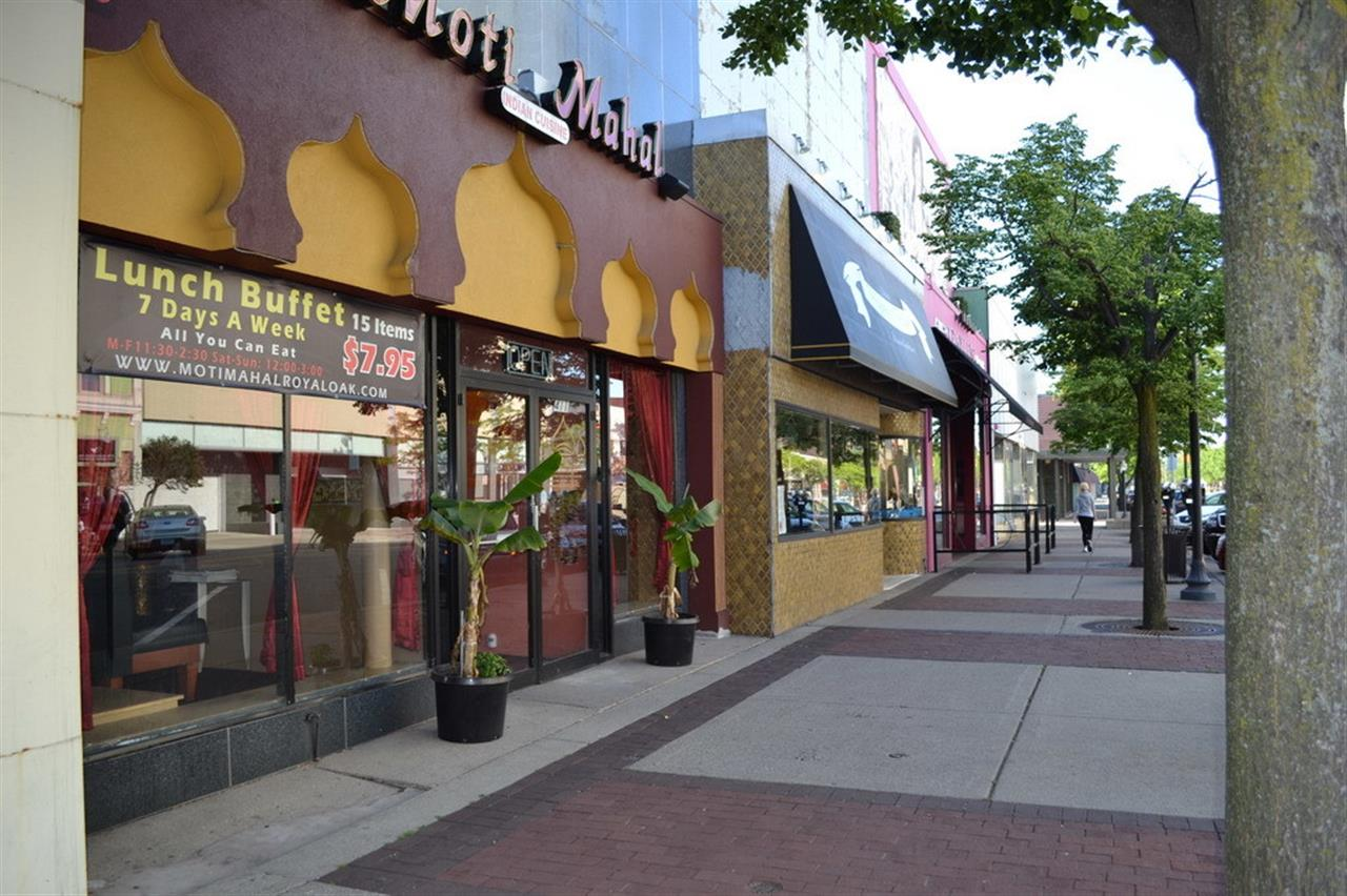 Downtown Royal Oak, Michigan