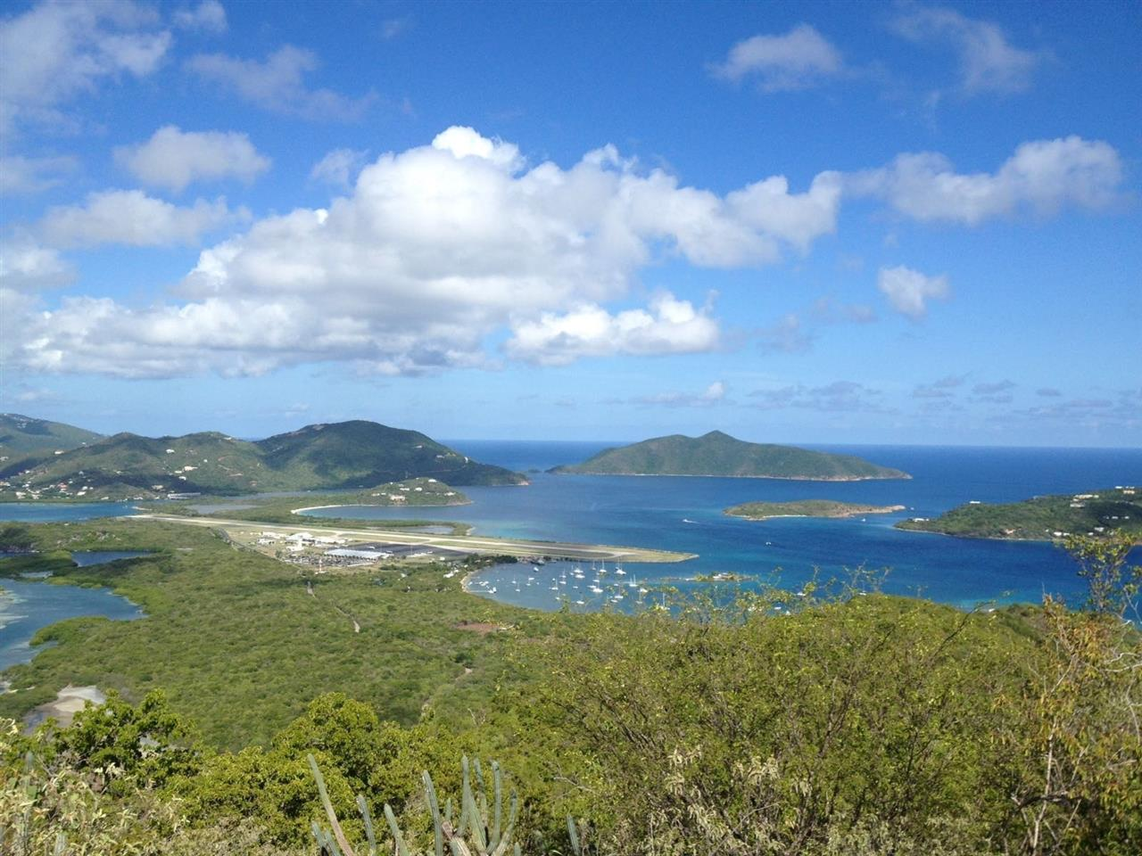The Airport, Beef Island Courtesy of Smiths Gore BVI Ltd.