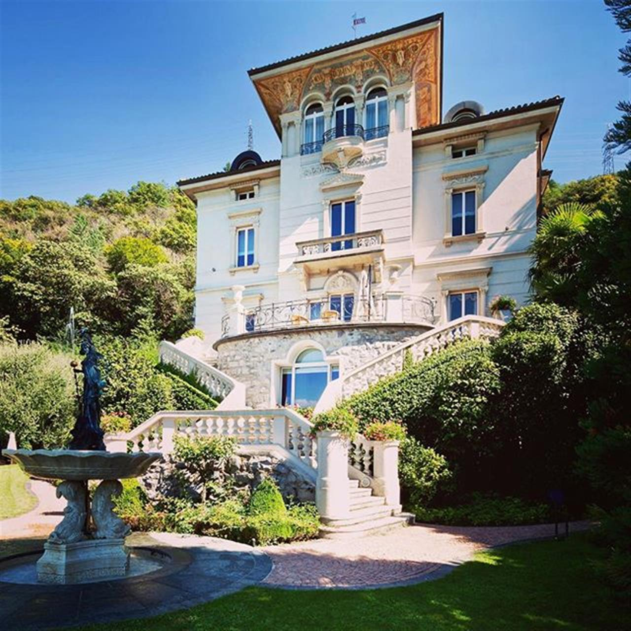 Villa Wellingtonia: the epitome of luxury!  Glorious estate located in a sought after area and framed by a bucolic park overlooking Lake Lugano. This lake front home, which is completely renovated and in perfect condition, offers outstanding amenities such as spacious interiors, an oversized swimming pool, superb outdoor entertaining areas and a private beach with a large boat place.  For more information search at wetag.ch with ref. 88306  #luxuryvilla #villaforsale #apartmentforsale #lakemaggiore #ticino #switzerland #luxuryrealestate #luxurylife  #luxurylifestyle #christiesinternationalrealestate #luxuryportfolio #wetagconsulting #leadingre #ChristiesHomes #takemehere #FF #instafollow #l4l #tagforlikes #followback #instagood #tbt #photooftheday #followme #likeforlike #LeadingRElocal