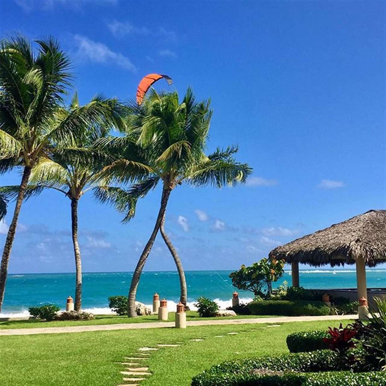 Cabarete Fun! ??#Cabarete #kiteboarding  #kitesurfing #beach #sun #bluesky #caribbeanlife #selectcaribbean #leadingrelocal #dr