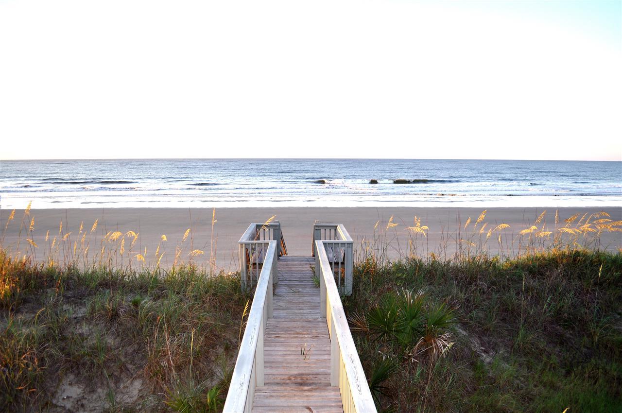Fripp Island Beach, Beaufort, SC