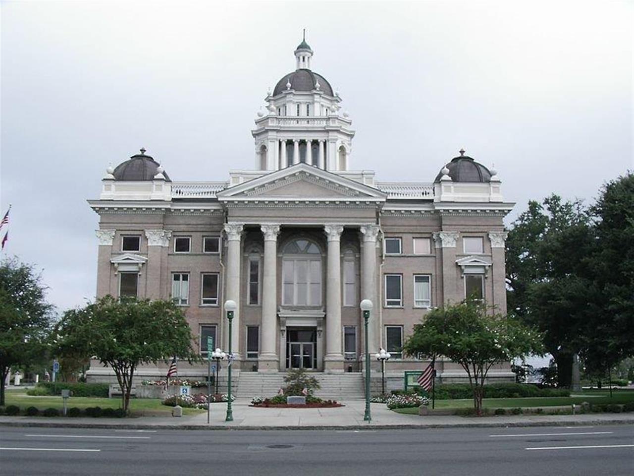 Courthouse - Downtown Valdosta, Georgia