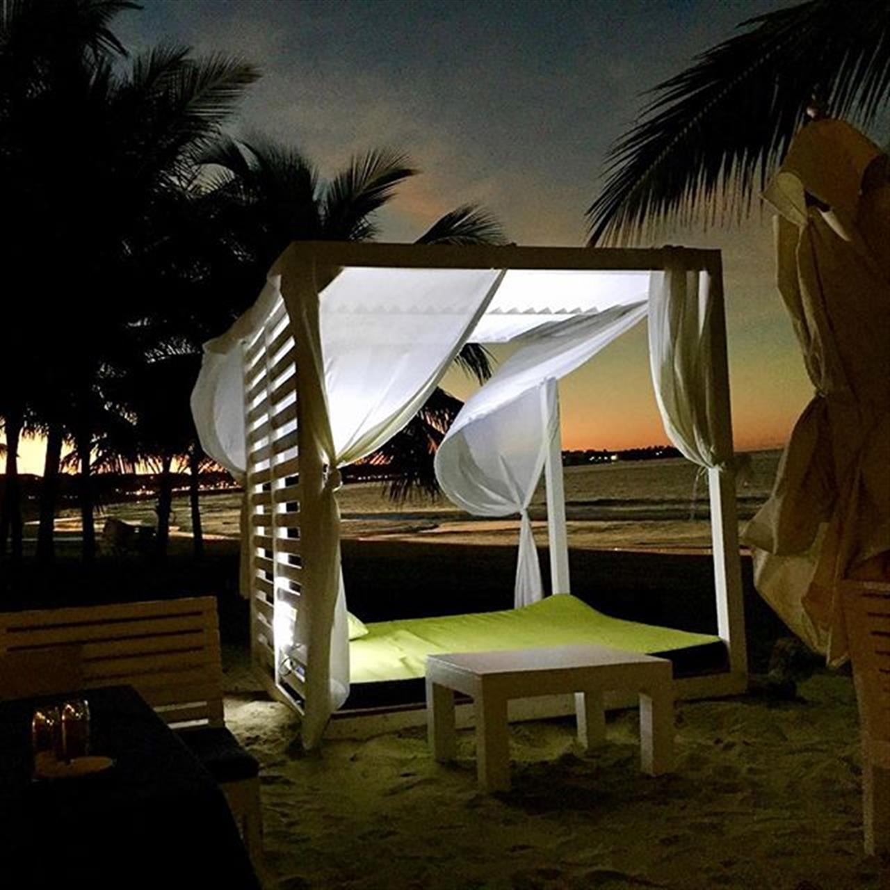Cabarete At Night! #cabarete #cabaretebeach #dominicanrepublic #leadingrelocal #cabaretelifestyle #caribbean #caribbeanlife #beachfrontcondo
