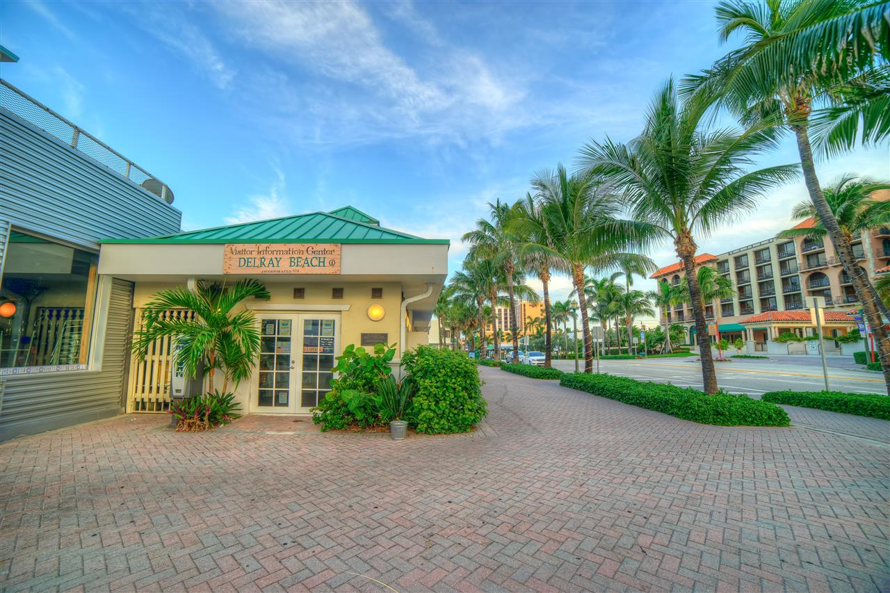 Delray Beach, FL - Visitor's Welcome Center