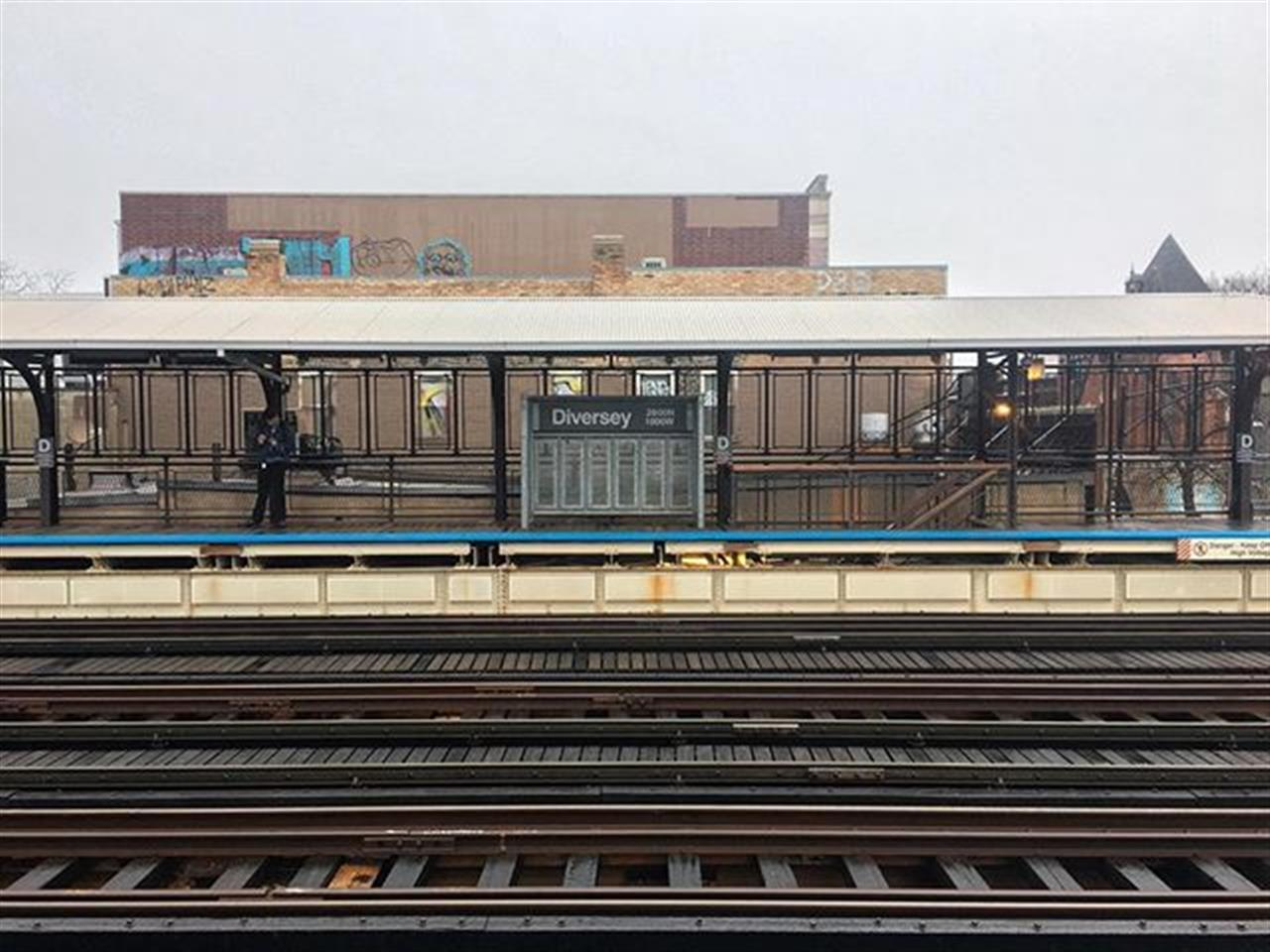 Morning commutes #Chicago #lincolnpark #leadingrelocal