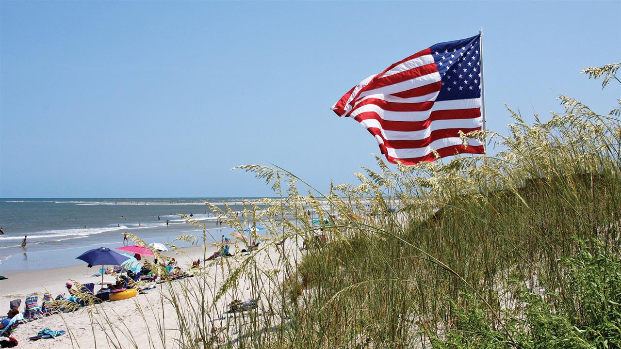 America's best kept secret hiding in North Carolina - Bald Head Island.