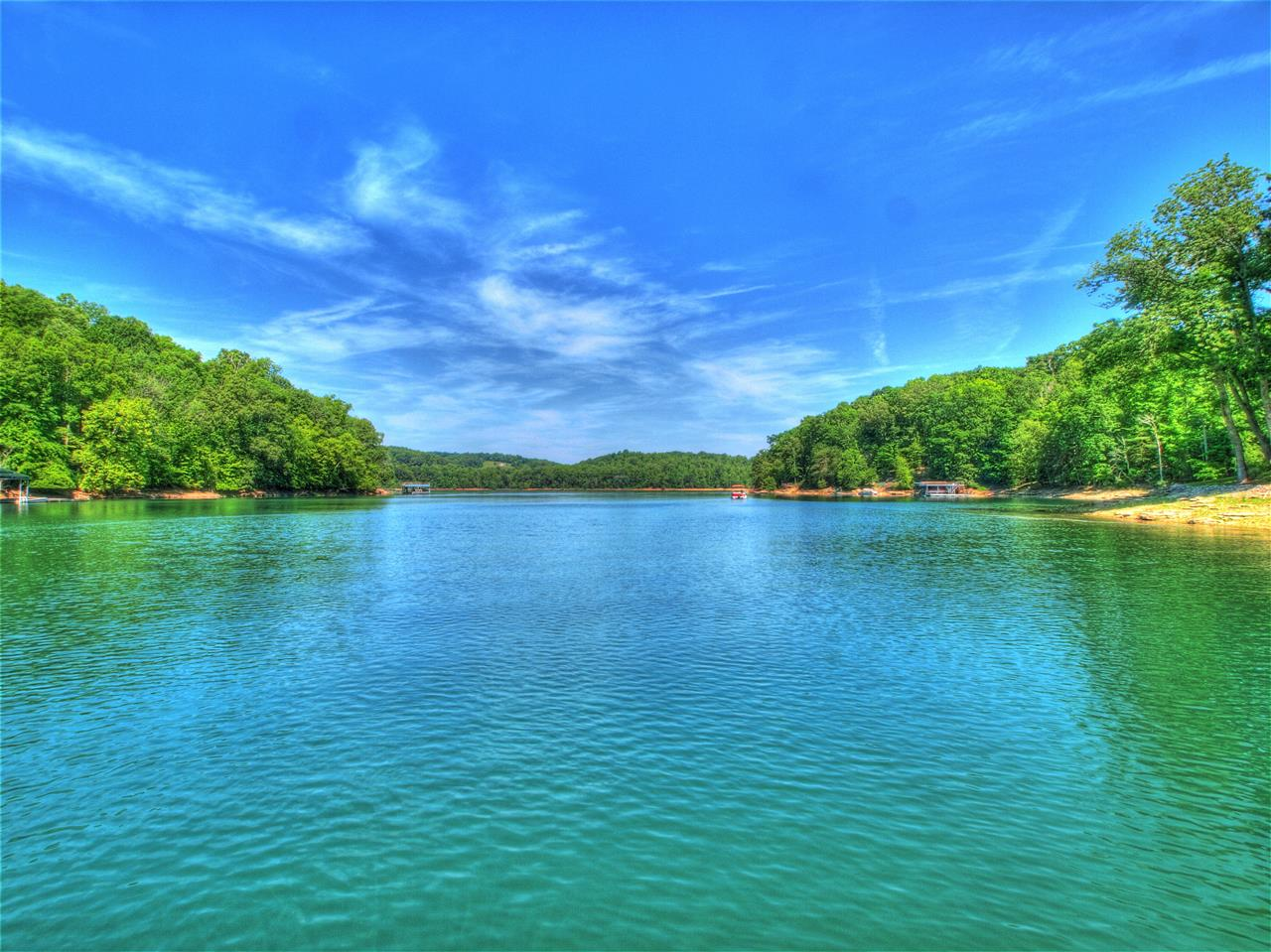 Norris Lake in Andersonville Tennessee