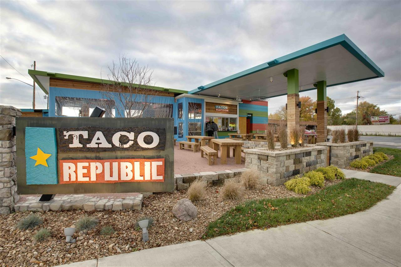 Taco Republic 500 County Line Rd, Kansas City, KS 66103