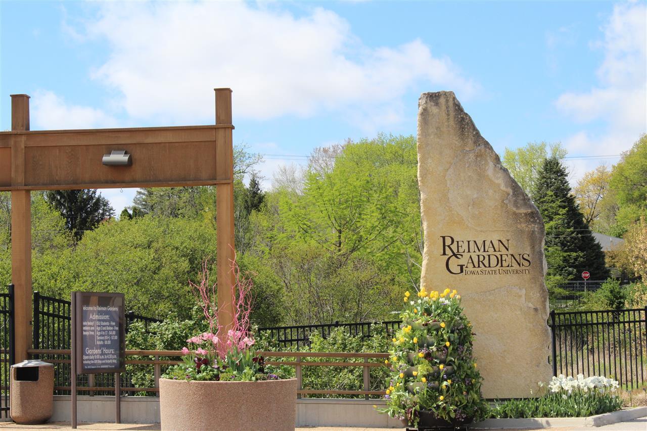 Reiman Gardens - Iowa State University Ames, IA