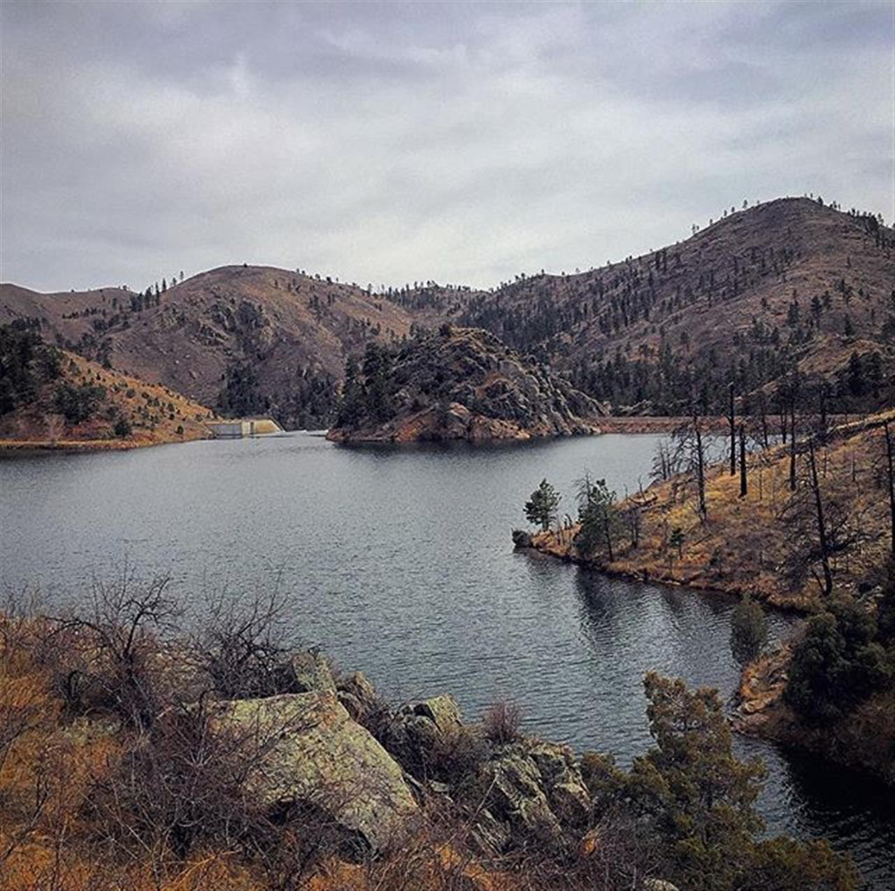 Fort Collins Seamans Reservoir
