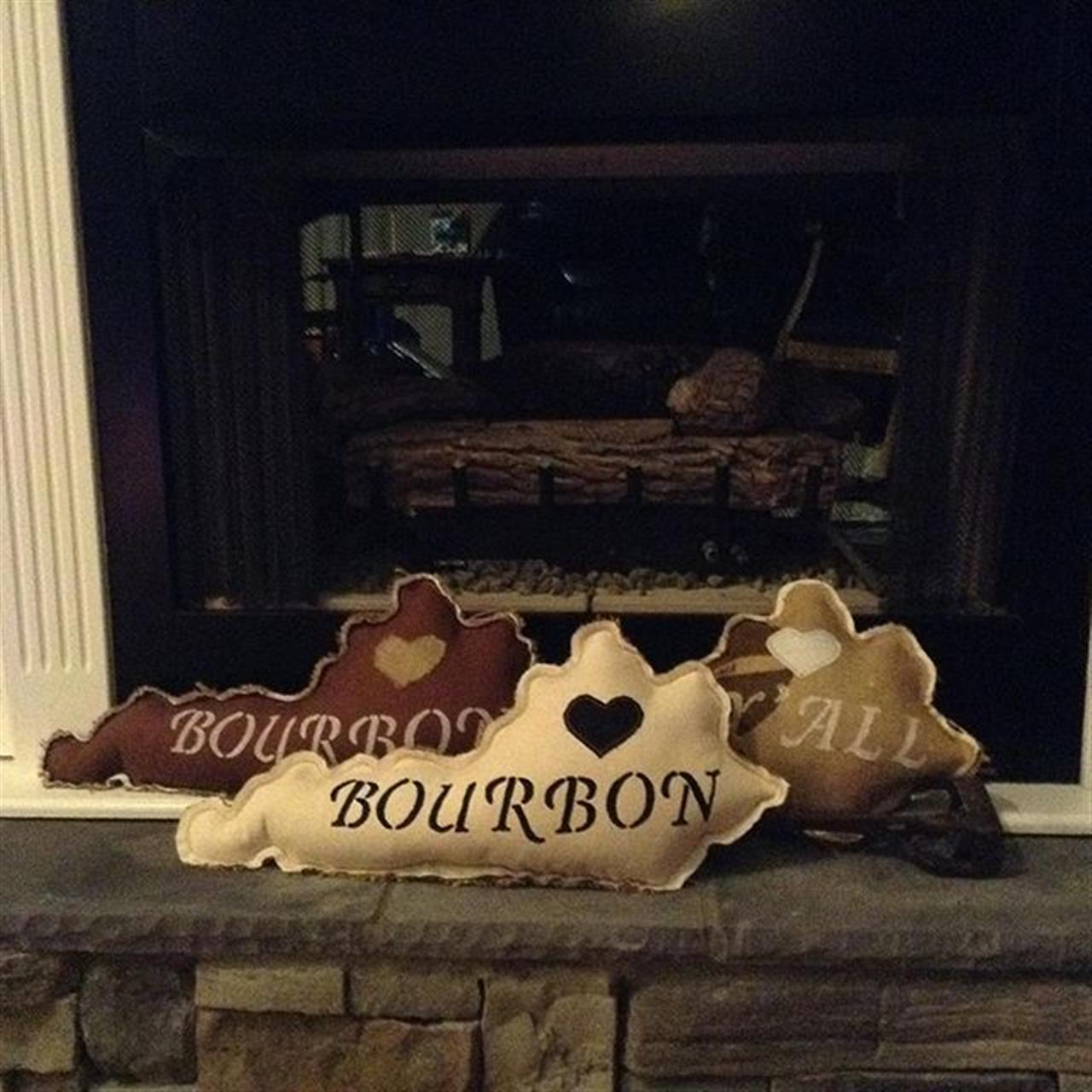 Thanks to Samantha Jean Moore for delivering these great pillows tonight. Get some local stuff Y'all.