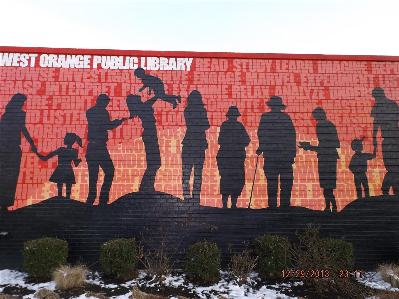 West Orange Library...