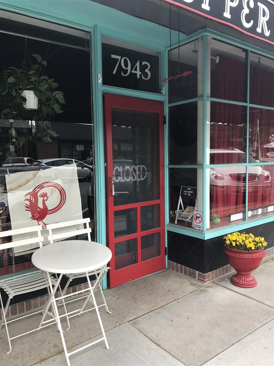Serving sweet slices in Old Downtown Overland Park, The Upper Crust