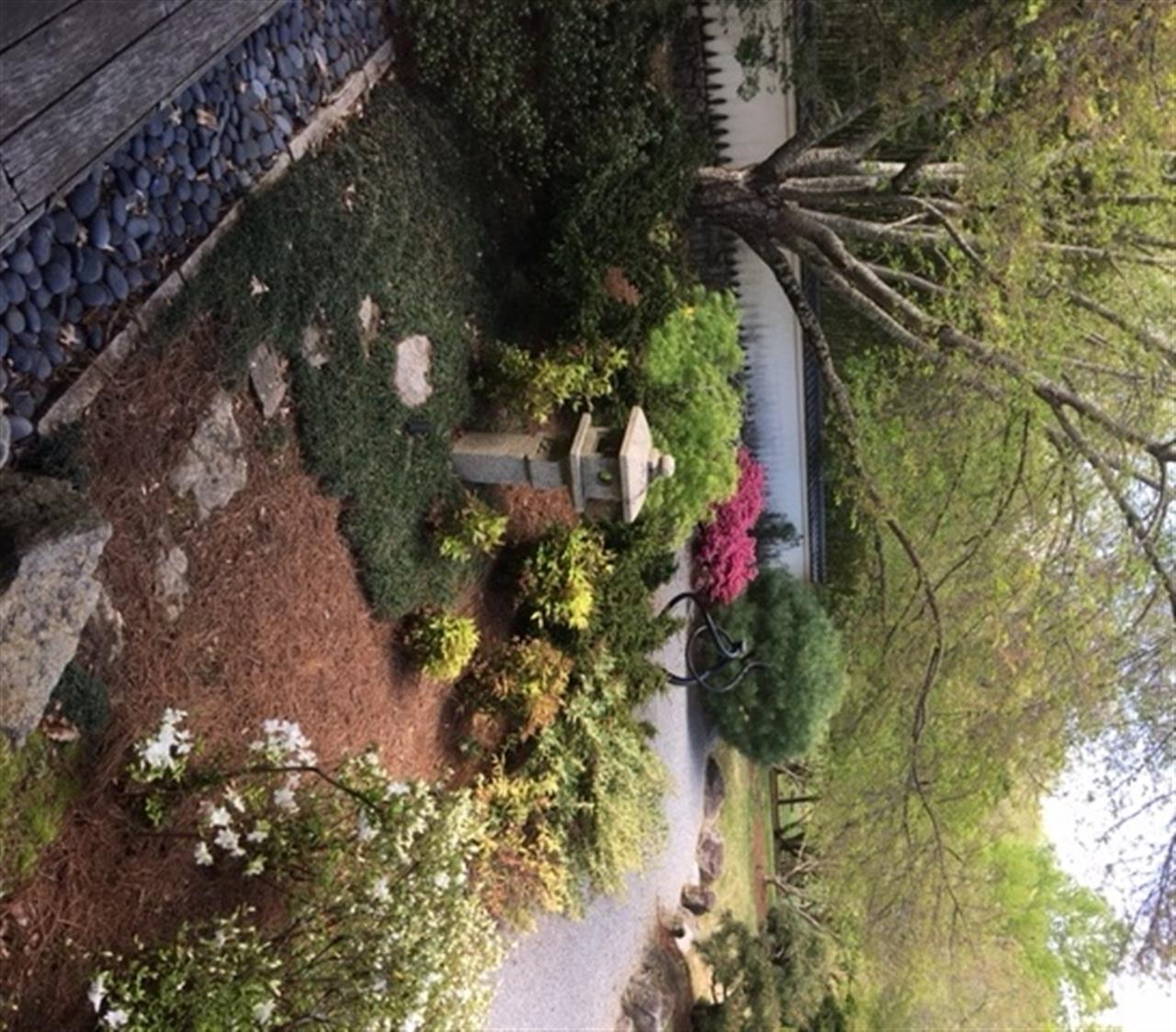 Japanese Garden View at Cheekwood Gardens #leadingRElocal #Cheekwood Botanical Gardens #Nashville, TN