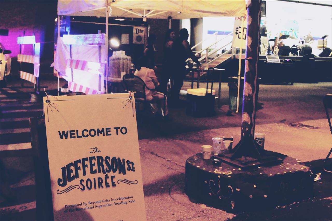 Jefferson Street Soiree - street fair - lexington ky