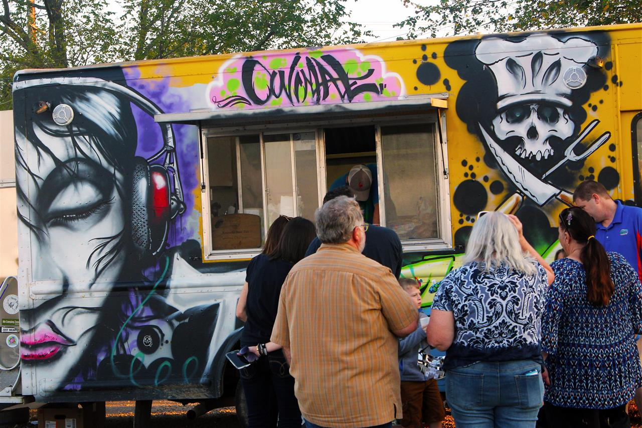 The epic cure food truck - winchester ky