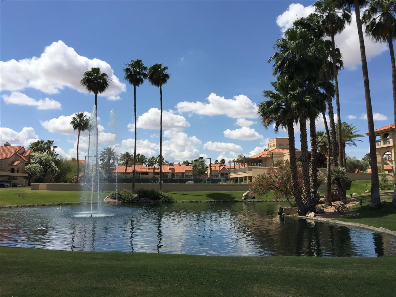 Beautiful Scottsdale Racquet Club in Scottsdale, AZ