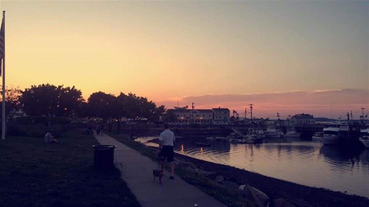 Plymouth Harbor, Plymouth, MA