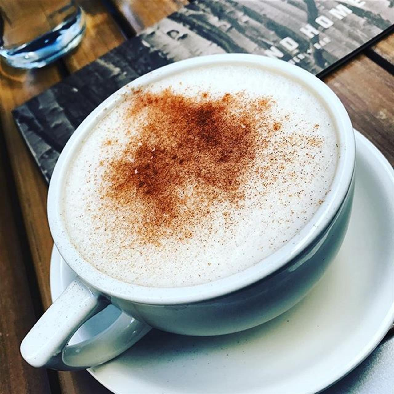 Have you tried the amazing chai lattes at the @jwmarriottden in @cherrycreeknorth ? #sundayfunday #brunch #brunchplease #chai #chailatte #cherrycreeknorth #goexploredenver #leadingrelocal