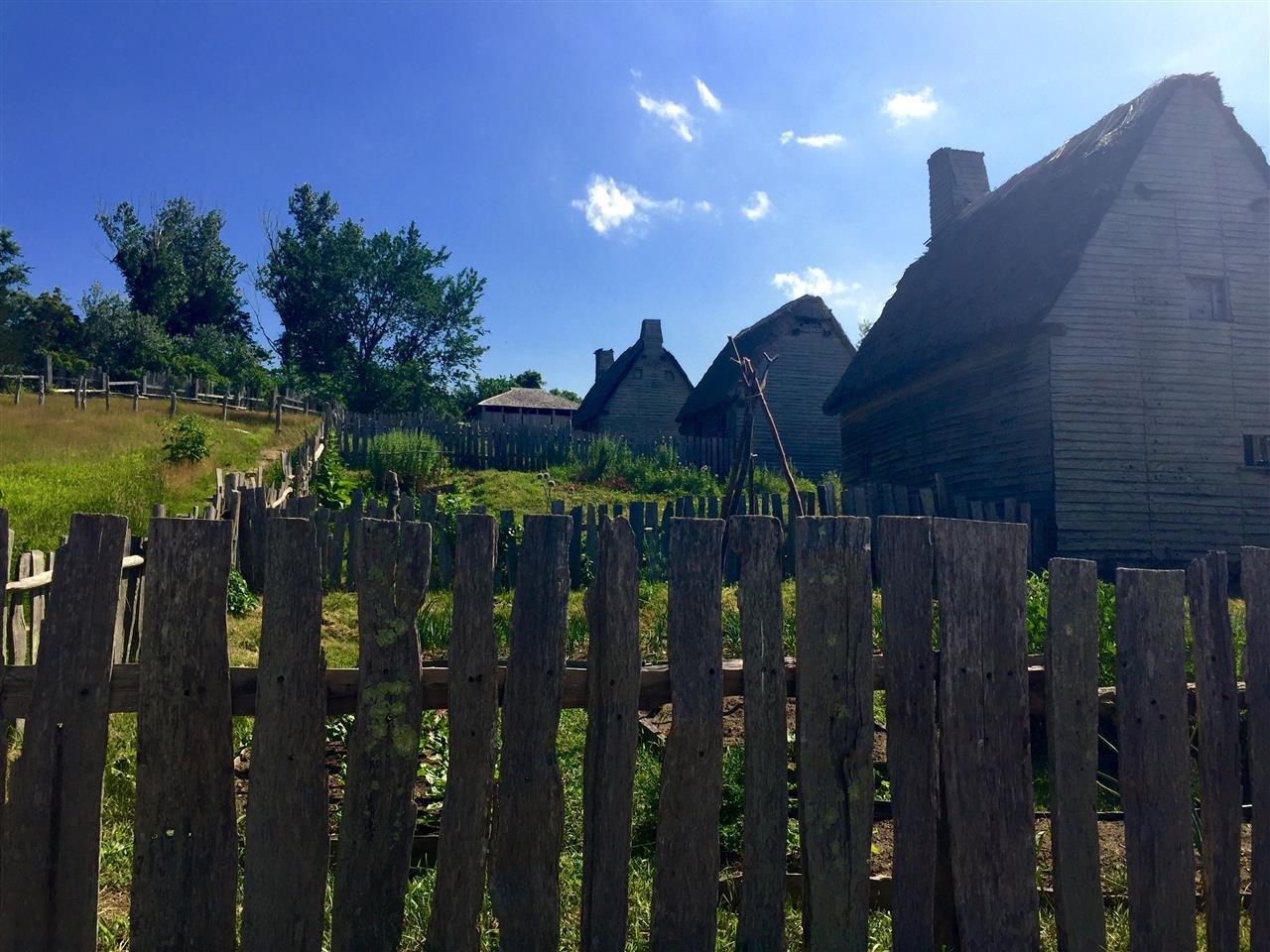 The Original Massachusetts Real Estate. Plimoth Plantation, Plymouth, MA