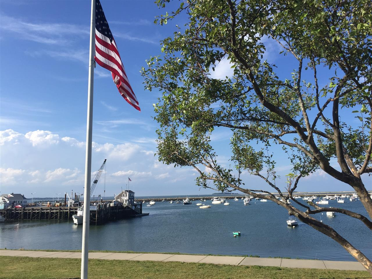 Plymouth Harbor, Plymouth MA