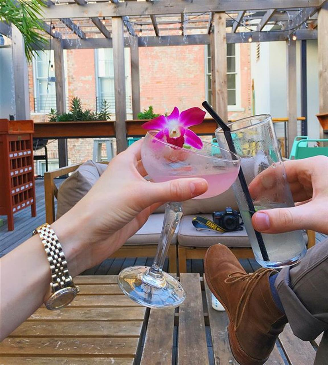 Cheers to 2017! Where are you ringing in the NOLA new year?
