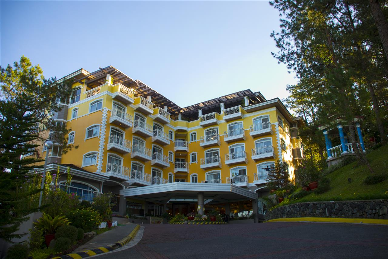 Hotel Elizabeth Baguio, Baguio City, Benguet, Philippines Photo by Bryan Barredo