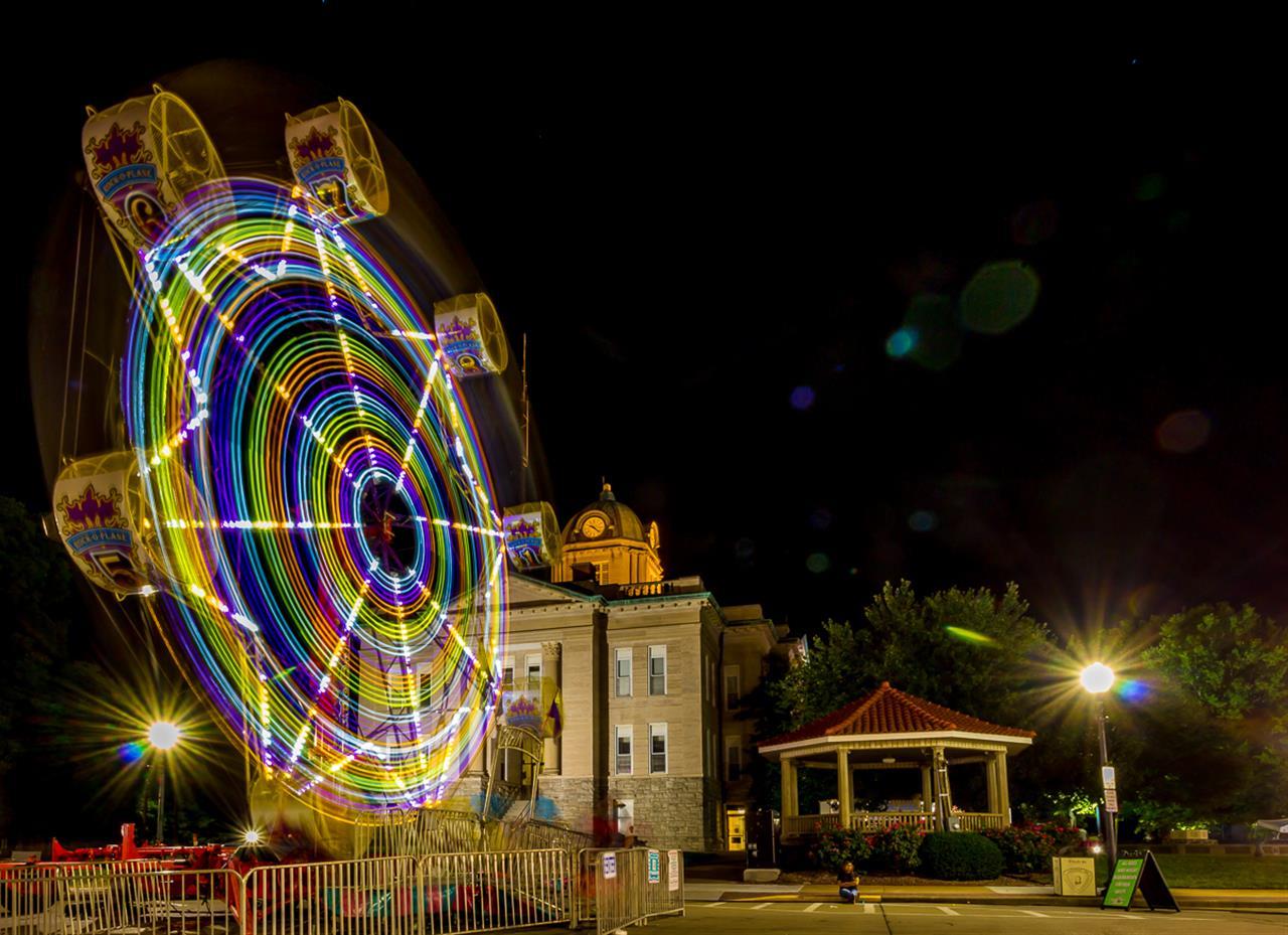 Jackson, Missouri 2017 Jackson Homecomer's Festival in Uptown Jackson.