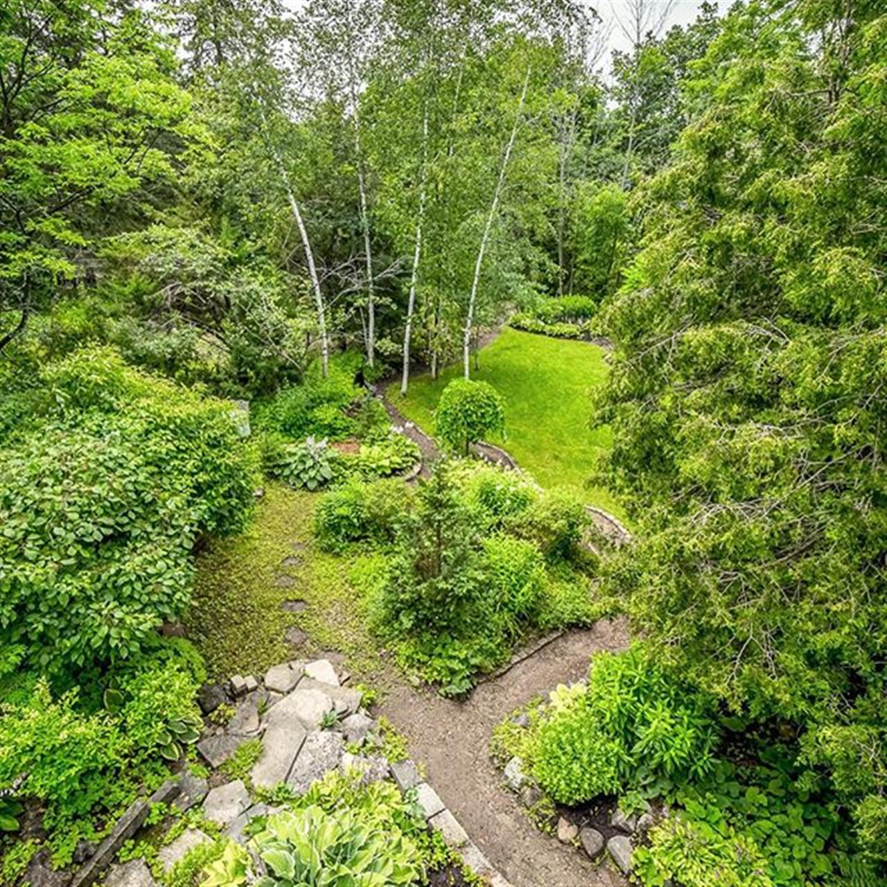 Backyard garden party anyone? It's #forsale @carolansorbara - - - - - #justlisted #livehere #livehappy #lovewhereyoulive #guelph #guelpheramosa #garden #backyard #green #lush #realestate #leadingre #gorgeous #vscocam
