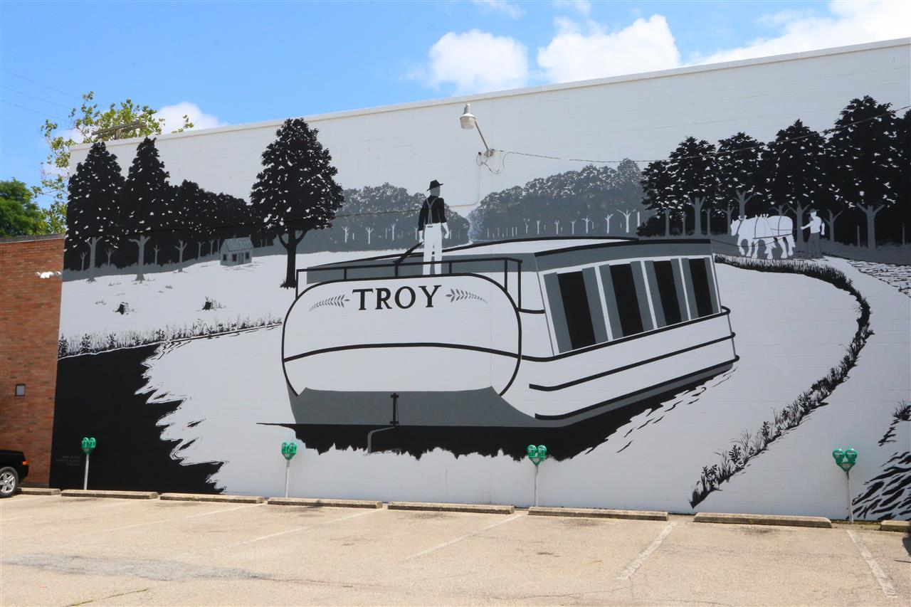 #TroyOhio #LeadingRELocal #Miami&ErieCanal #historic