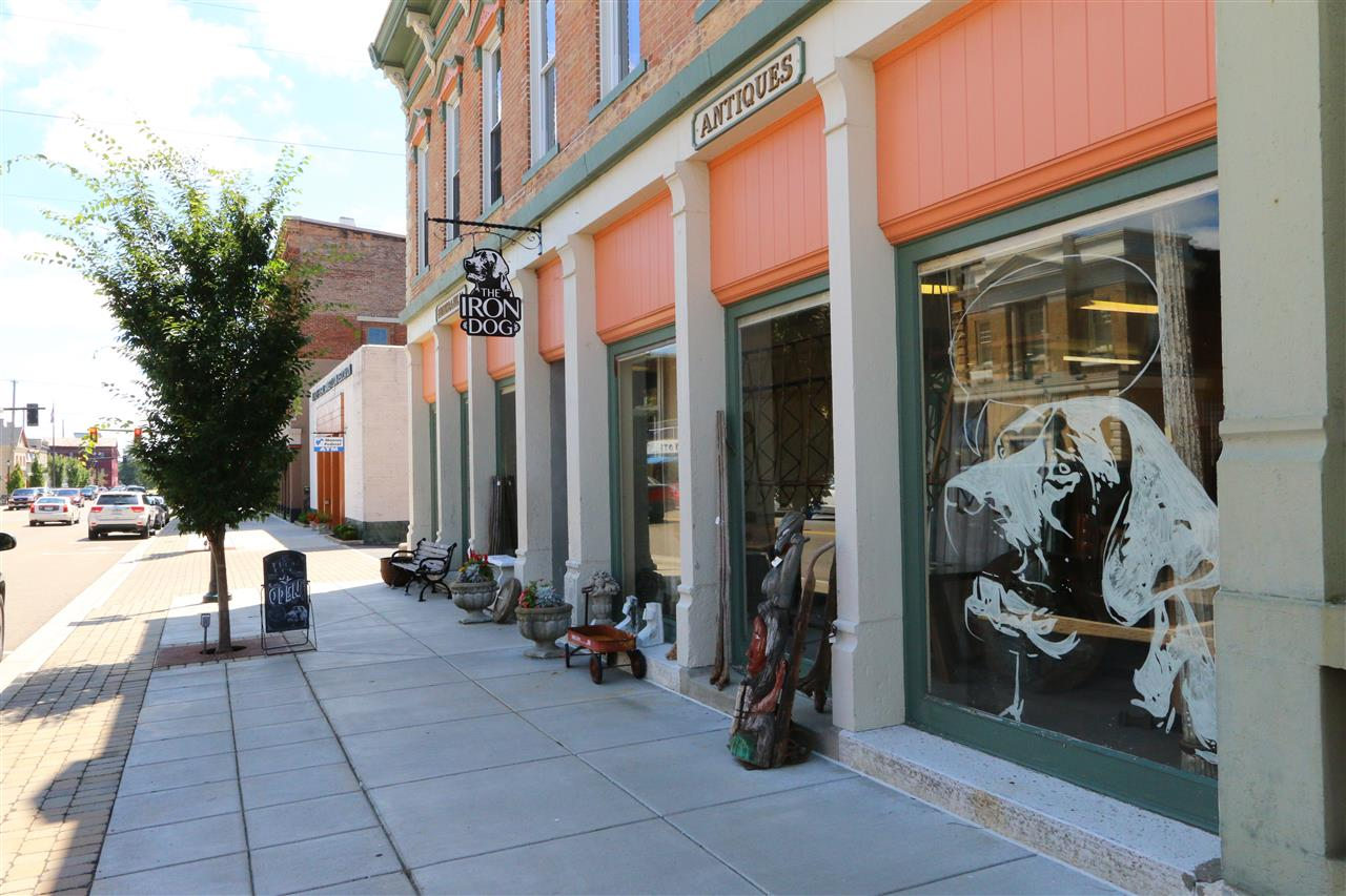 #leadingrelocal #TippCityOhio #historicdowntown #antiqueshops