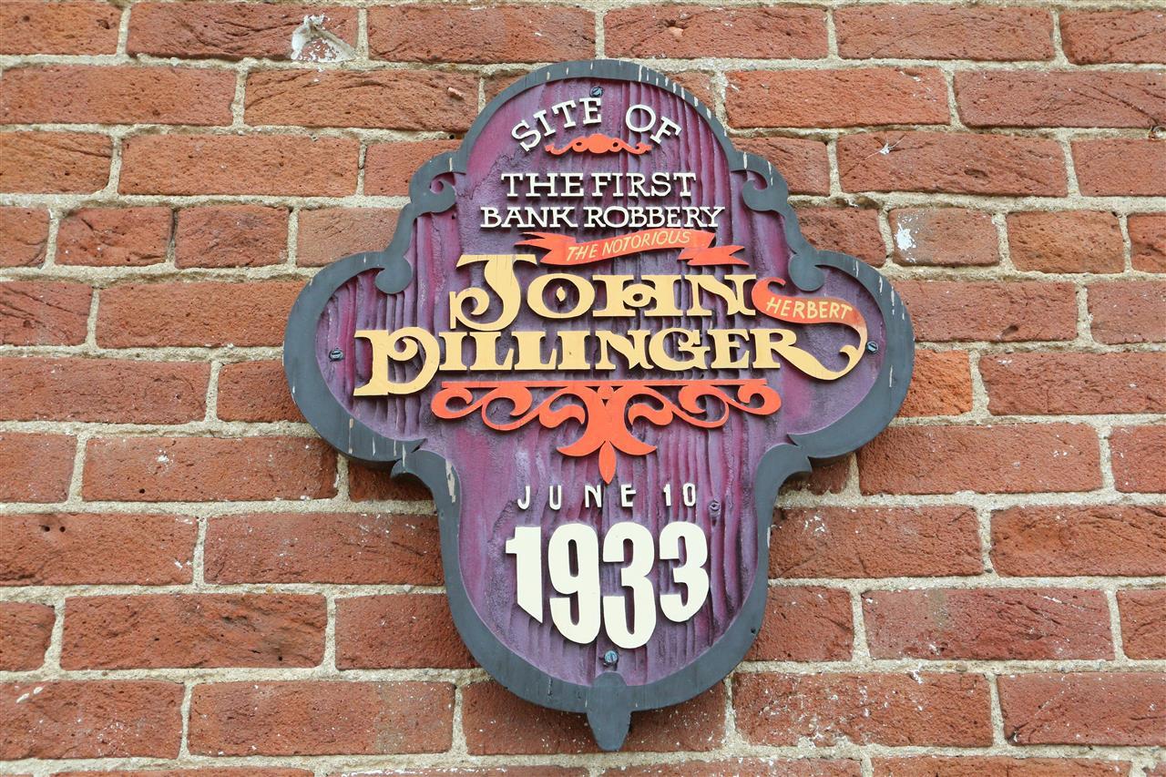 #leadingrelocal #NewCarlisleOhio #JohnDillinger